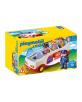 Autocar de voyage Playmobil 1.2.3 - 18m+
