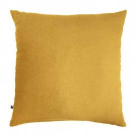 Fd. de almohada Gasa de algodón Azafrán - 60x60cm