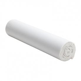 Bajera Percal de algodón lavado Blanco - 180x200cm