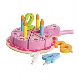 Pastel de cumpleaños - 36m+